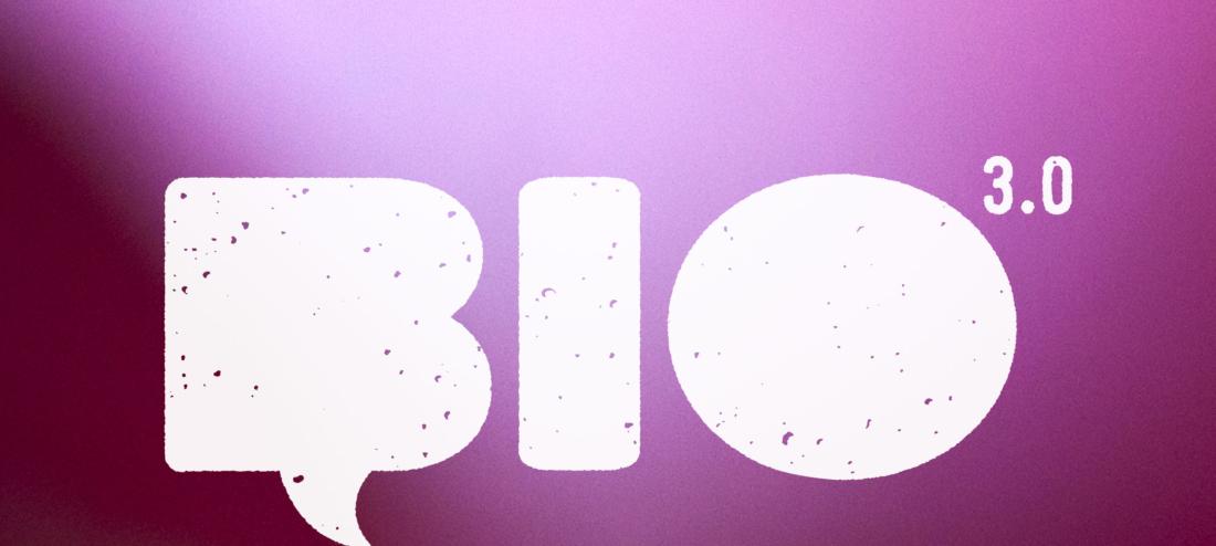 Wege zu mehr Bio, Bio, Bio 3.0, #biodreinull, Wissensvisualisierung, FiBL, dform, SCR