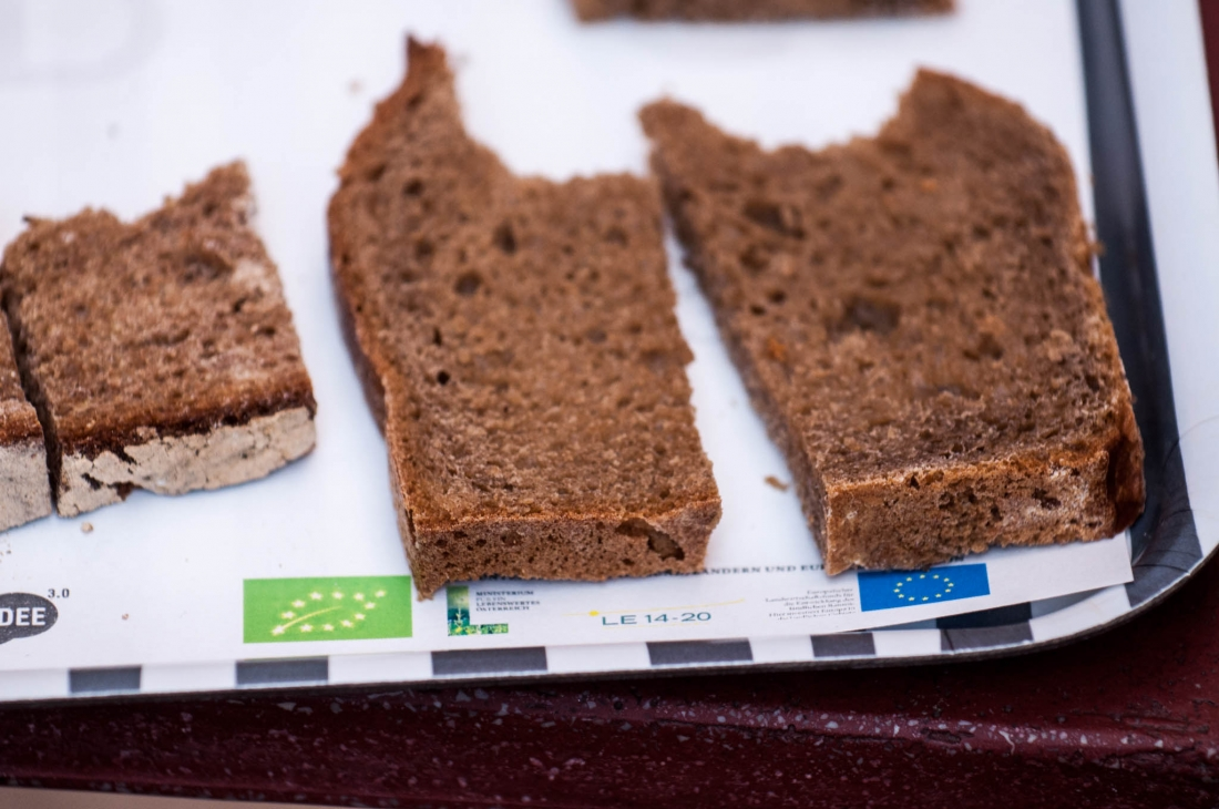 Brot & Gebäck, Tasting-forum, Verkostung, biodreinull, Genuss, organic