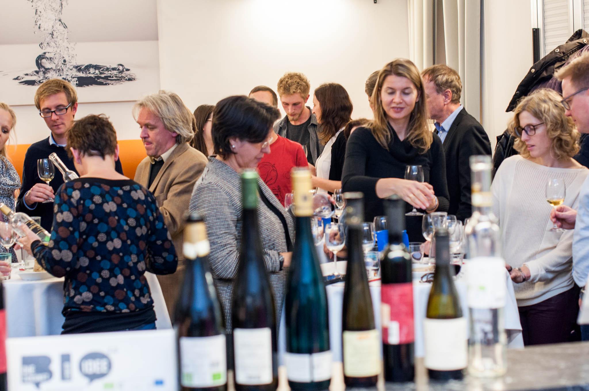 Tasting_forum Verkostung Bio 3.0 Süßwein Bio-Weißwein