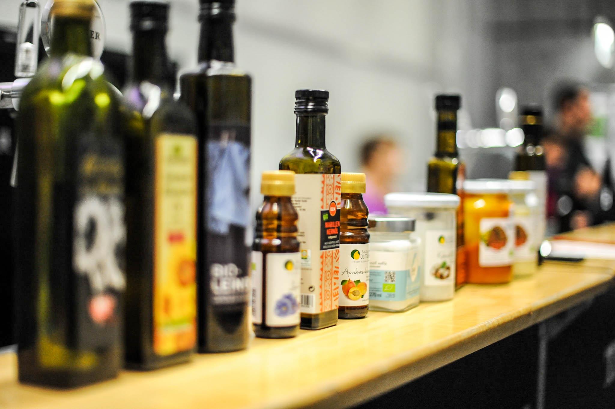 Tasting_forum Verkostung Bio 3.0 Bio-Öl Palmöl Salzburg