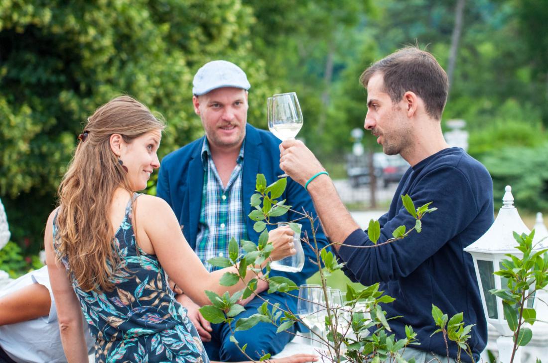 Summerdrinks, Tasting-forum, Verkostung, biodreinull, Genuss, organic