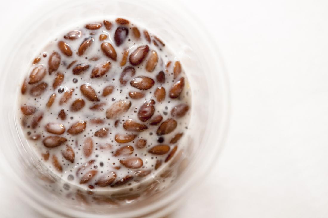Bio-Superfood Bio-Leinsamen Bio-Leinsamenpudding erkostung Tasting_forum Bio 3.0 biodreinull