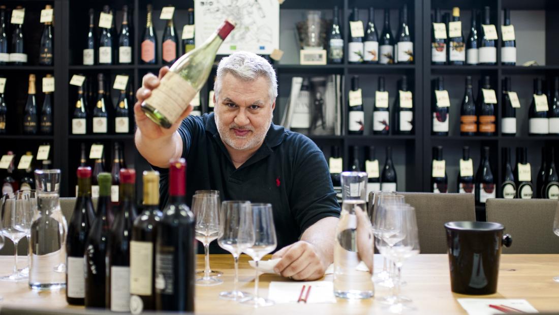Bio-Weinverkostung Tasting_forum Verkostung Bio 3.0 biodreinull Jürgen Schmücking