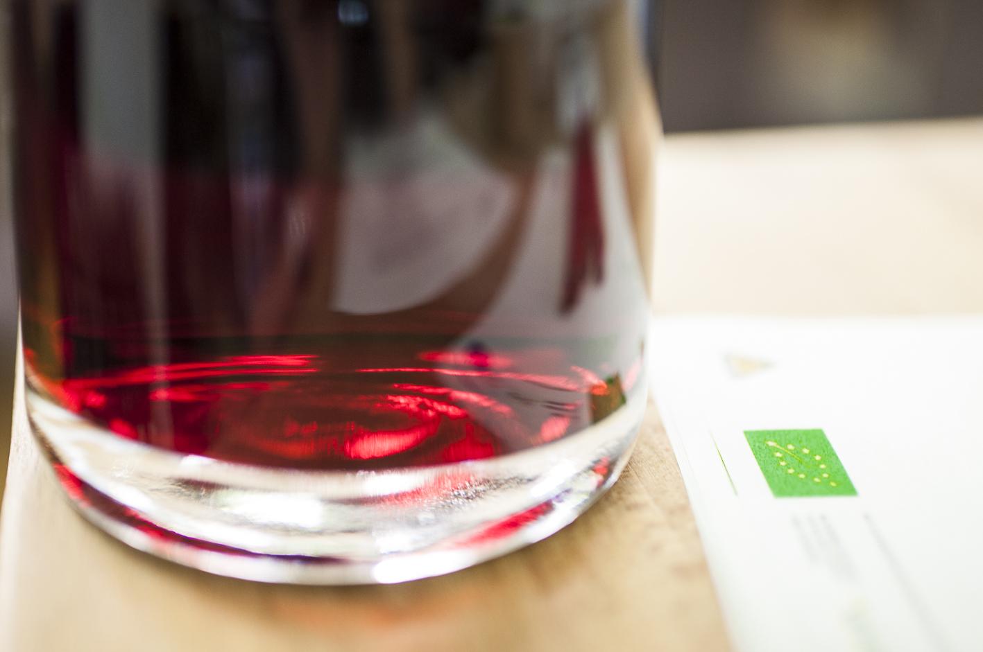Bio-Weinverkostung Bio 3.0 biodreinull Tasting_forum Verkostung