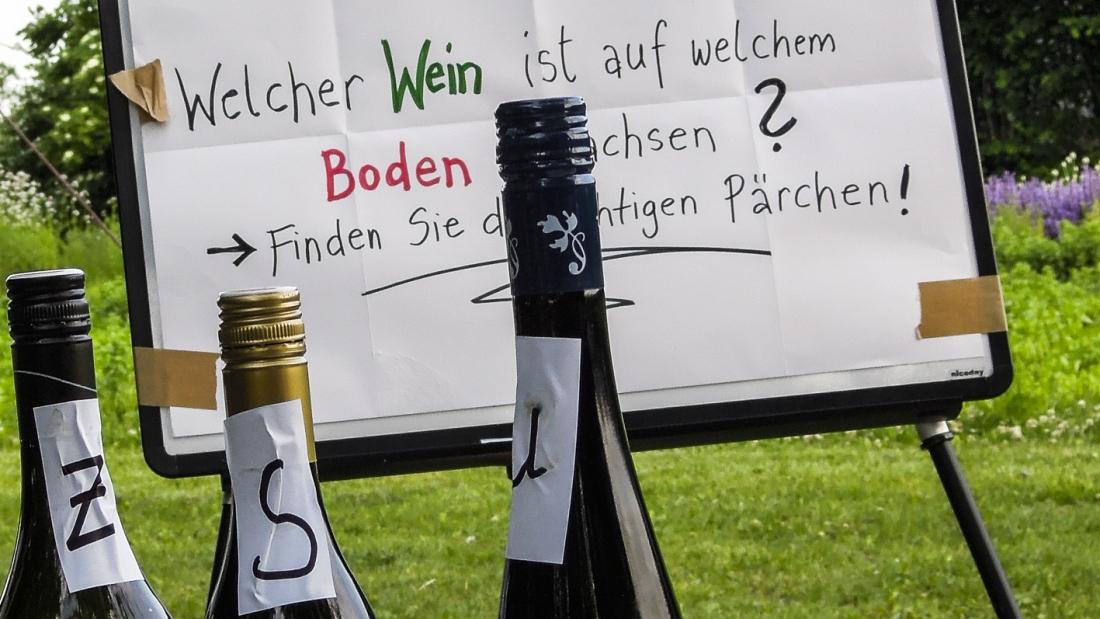 Tasting_forum Bio-Boden Verkostung Bio-Wein Terroir Bio 3.0 #biodreinull