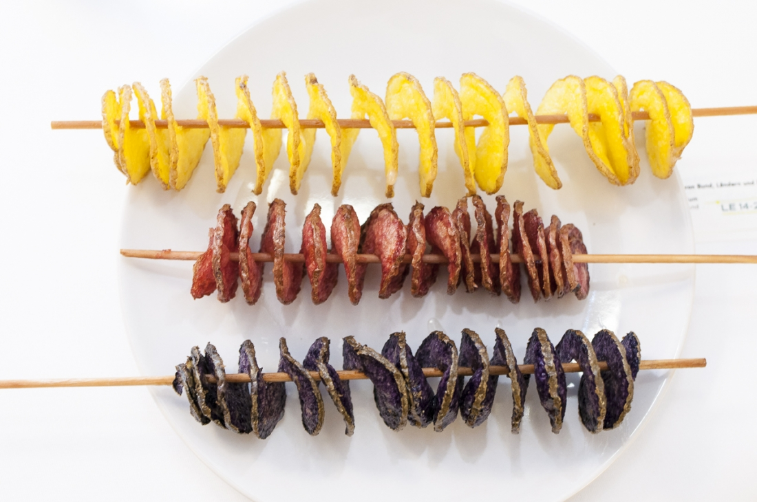 Bio-Erdäpfelverkostung Tasting_forum Bio-Kartoffelverkostung Verkostung Bio3.0 #biodreinull organic potato chips