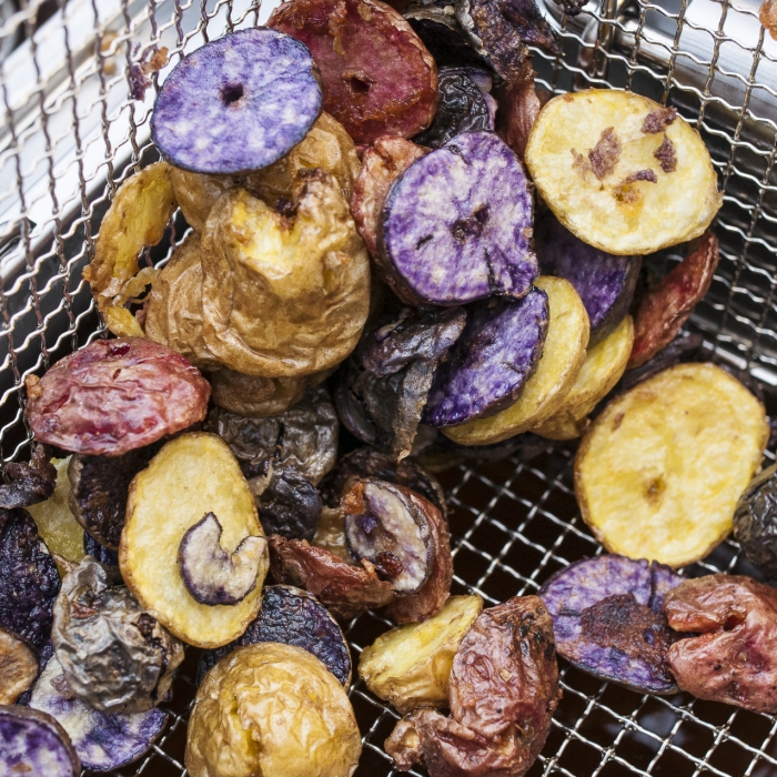Bio-Erdäpfelverkostung Tasting_forum Bio-Kartoffelverkostung Verkostung Bio3.0 #biodreinull organic potato