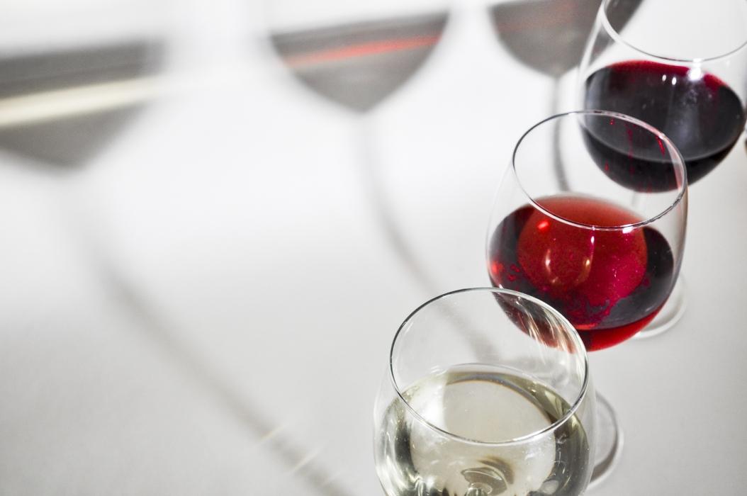 Bio-Wein Tasting_forum Verkostung Bio3.0 #biodreinull Weingläser
