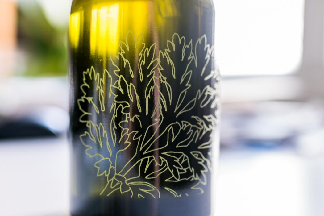 Einfach zufrieden sein Tasting_forum Bio-Kräuterverkostung #biodreinull Bio 3.0 Wermut pur Gut Oberstockstall