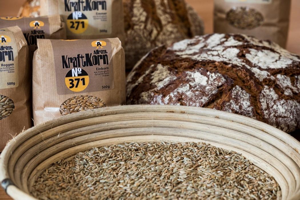 Backe, backe, bio Tasting_forum Bio-Verkostung #biodreinull Bio 3.0 Brot Getreide (c) 1. Waldviertler Bio-Backschule