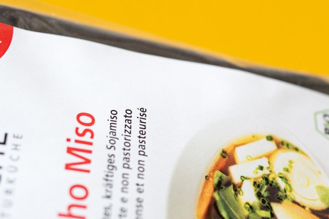Bio-Sojaverkostung Bio-Miso Tasting_forum Verkostung Bio3.0 #biodreinull